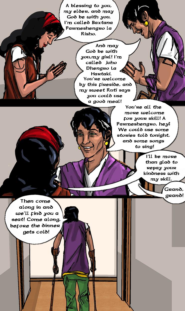 Storyteller's Welcome